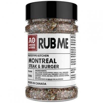 Montreal Steak