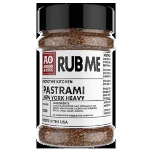 Pastrami Rub