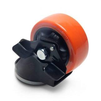 Orange Caster