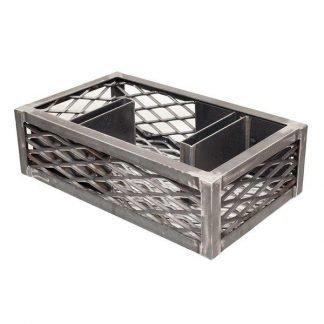 YS Charcoal Basket