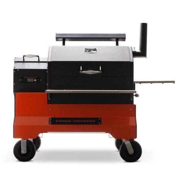 YS640s Comp Cart