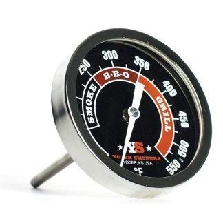 Pellet Door Thermometer