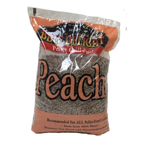 Peach Pellets